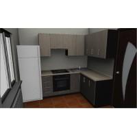 Кухня угловая №11